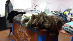 Ателье меха в Омске, скорняк